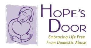 hopes door domestic abuse recovery logo