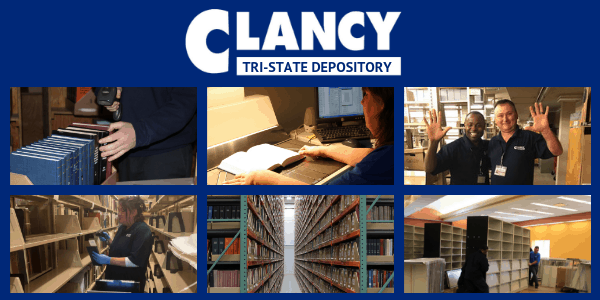 tri-state depository library services book storage